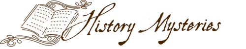 Golden Age of Piracy - History Mysteries Logo